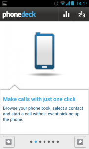 PhoneDeck - Tutorial 2