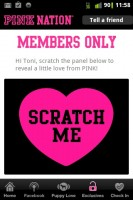 Pink Scratch Off