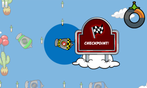 Puffle Launch - Checkpoint