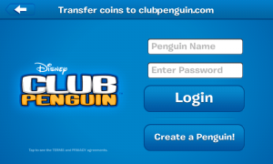 Puffle Launch - Collect coins, add them to Club Penguin