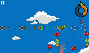 Puffle Launch - Level view 3