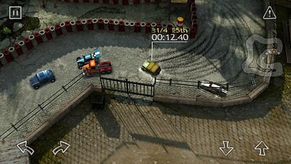 Reckless Racing, a Heart Thumping pedal-to-the-metal off-road 3D Racer