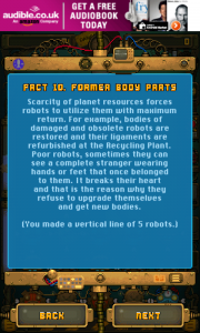 RoboSocket - Collect facts