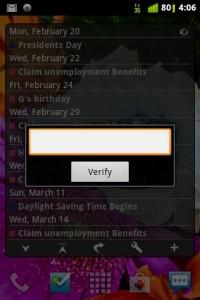 SecuDroid Verify