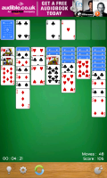Solitaire - Smooth and easy to use game interface