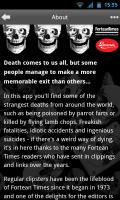 Strange Deaths - About