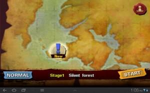 Third Blade Map