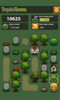 Triple Town - Bear becomes gravestone