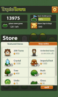 Triple Town - Buy extra items