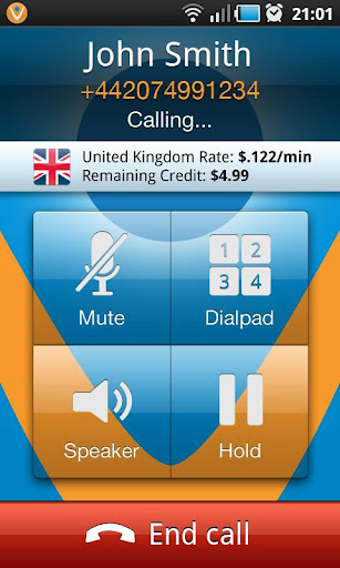 Vonage Mobile app simplifies Free Talking & Texting, offers lower International calling rates