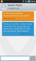 Vonage Mobile Text Messaging
