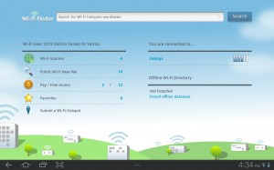 WiFi Finder Overview