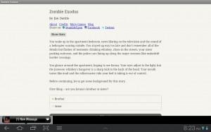 Zombie Exodus Intro