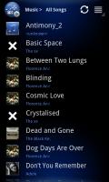 aVia Media Player - All songs