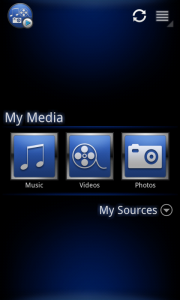 aVia Media Player - Music, Video, Photos