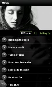 Adele - Music