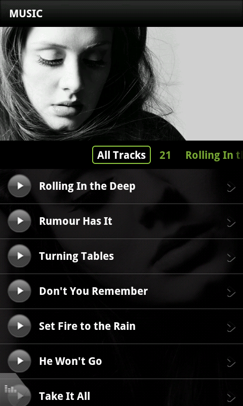 Adele – Official Android app for the British Singer/Songwriter