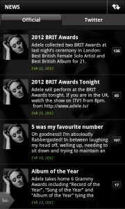 Adele - Official news