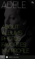 Adele - Screen two