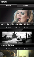 Adele - Videos
