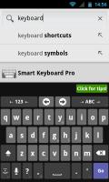 AnySoftKeyboard - Typical keyboard view