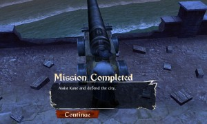 Backstab HD - Mission complete