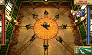 Dojo Madness - Circle round