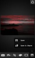 FX Photo Editor - Save