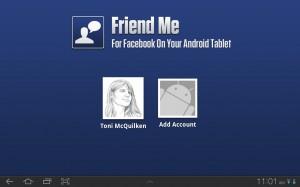 Friend Me Start