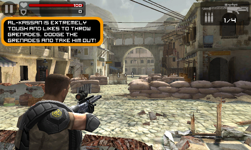 Frontline Commando Detailed Third Person Shooter Action