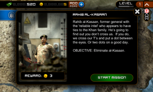 Frontline Commando - Mission objectives
