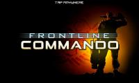 Frontline Commando - Splash page