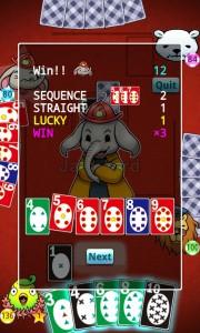 JanCard - Fire-Elephant wins!