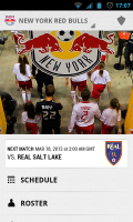 MLS Matchday 2012 - Team profile