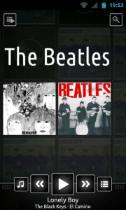 N7player - Cover-art wall, The Beatles