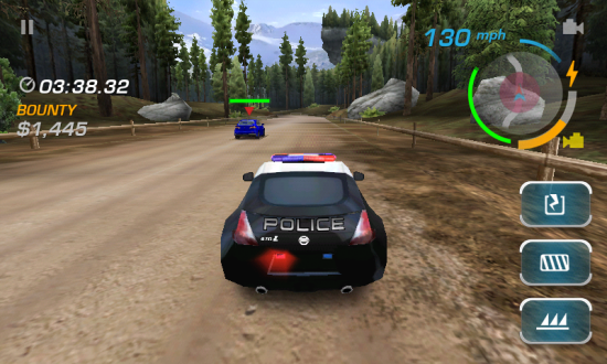 Need for Speed Hot Pursuit – drive as the crook or cop in this High Octane 3D Racer