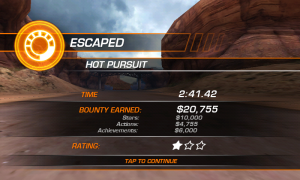 Need for Speed Hot Pursuit - Escaped!