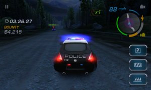 Need for Speed Hot Pursuit - Night driving