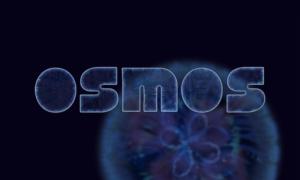 Osmos HD - Splash screen