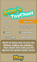 Otto's ToyChest - Endurance notes