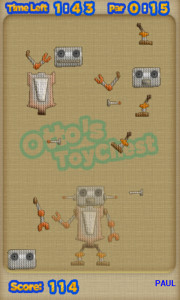 Otto's ToyChest - In-puzzle view