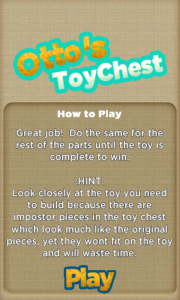 Otto's ToyChest - Tutorial