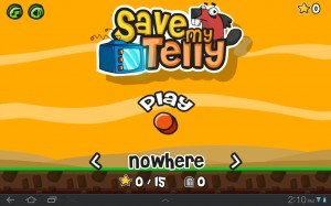 Save My Telly Main