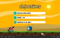 Save My Telly Objectives