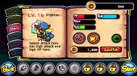 Shooting Warrior Hero Powerups