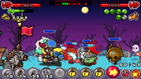 Shooting Warrior in Gameplay 2