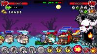 Shooting Warrior in Gameplay 3