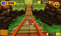 Super Monkey Ball 2 - In-game view 1