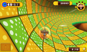 Super Monkey Ball 2 - In-game view 2