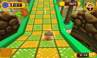 Super Monkey Ball 2 - In-game view 3